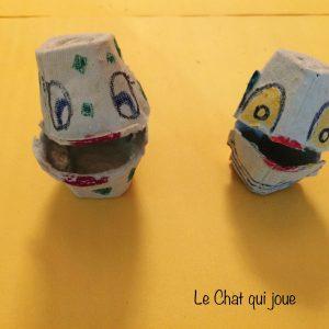 M. et Mme Croktout DIY bébé