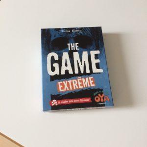 Présentation d'un jeu : The Game Extrême