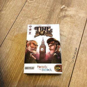 Présentation d'un jeu : Time´s Bomb