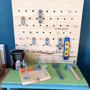 Etabli de bricolage DIY